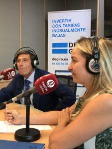 Agustín Velázquez y Soraya del Portillo