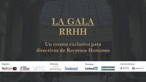 La Gala RRHH 2019