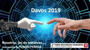 Nosotros los de entonces: Davos