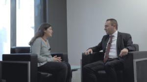 Pablo Alonso, responsable de movilidad internacional de SENER