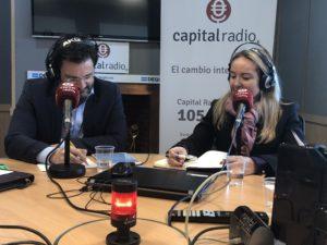 Soraya del Portillo y José Mínguez