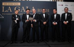Manuel Pinardo, Premio Facthum Trayectoria Profesional
