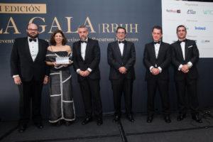 Mercedes Almagro, Premio al Desarrollo del Bienestar en la Organización