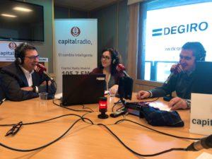 Pedro García Cano, Elena Giménez y Francisco García Cabello