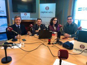 Tomás Pereda, Pedro García-Cano, Elena Giménez, Francisco García Cabello
