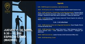 Agenda Encuentro Movilidad Internacional IPMC