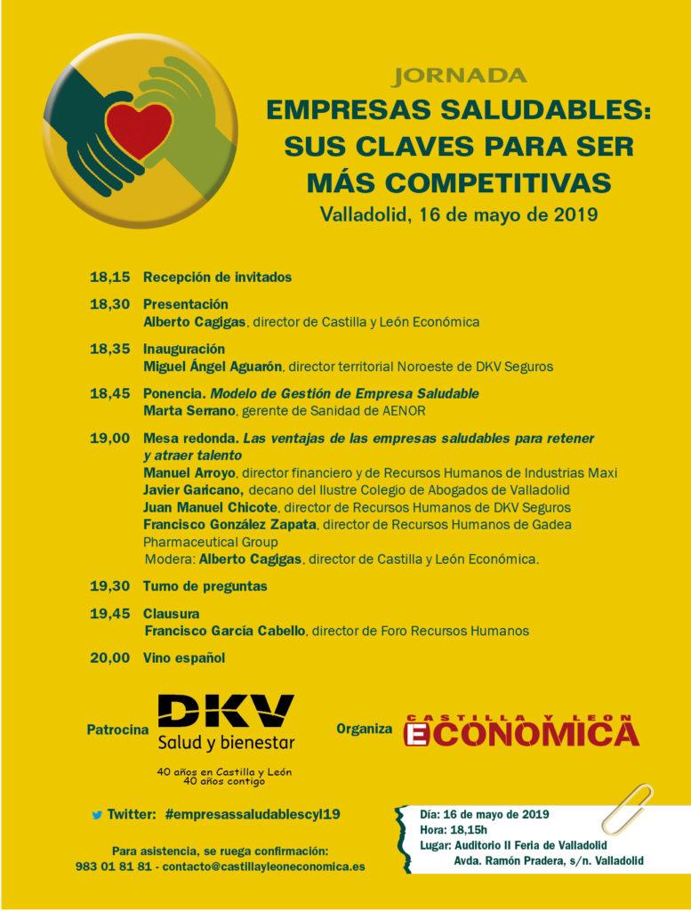 Empresas Saludables Valladolid