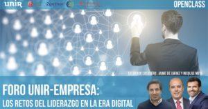 Liderazgo en la era digital