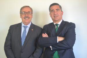Fernando Mugarza y Francisco Garcia Cabello