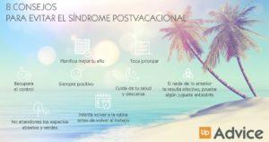 El síndrome postvacacional