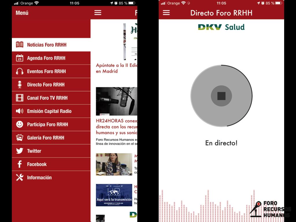 App Foro RRHH