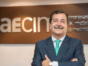 Luis Collado vicepresidente