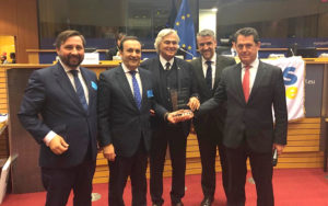 Cofares en Parlamento Europeo