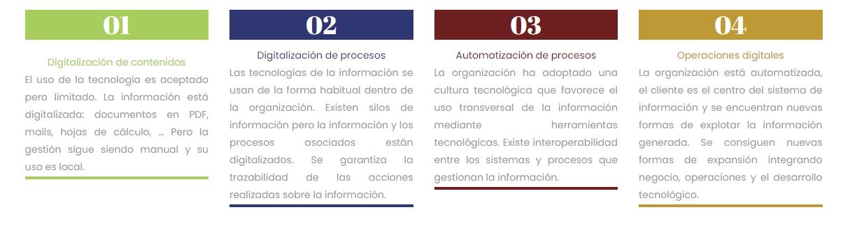 proceso de transformación digital